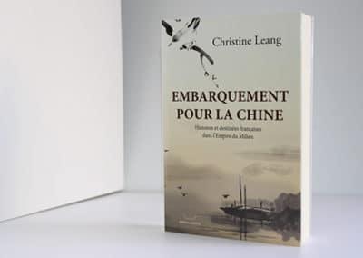 Embarquement pour la Chine